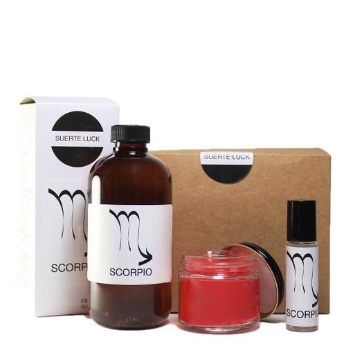 Scorpio Ritual  Scorpio Bath  Scorpio Candle  Scorpio Oil  Astrology  Horoscope