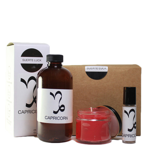 Capricorn Ritual  Capricorn Candle  Capricorn Bath  Capricorn Oil  Astrology  Horoscope