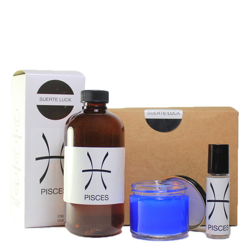 Pisces Ritual  Pisces Bath  Pisces Candle  Pisces Oil  Astrology  Horoscope