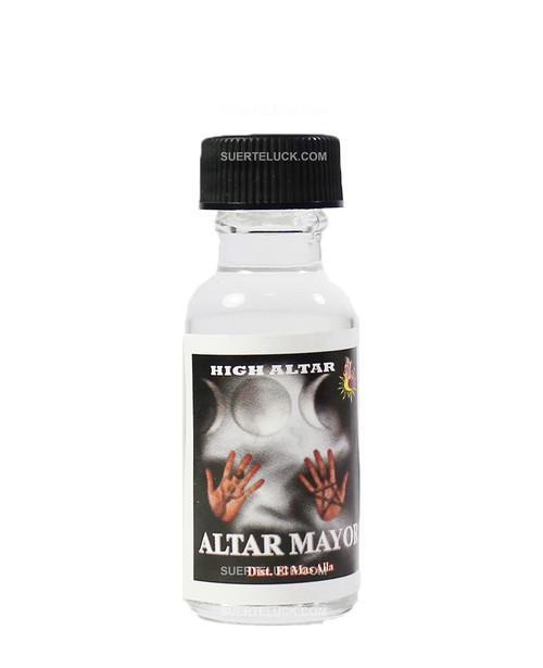 Aceite Altar Mayor  High Altar Oil