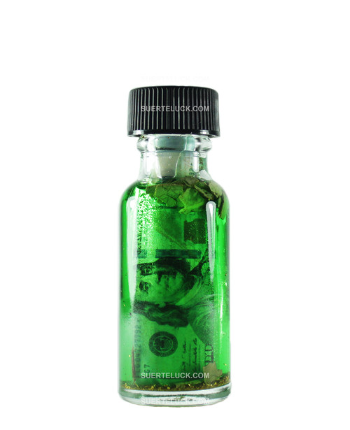 Prepared Money Oil  Oil For Money  Potion
