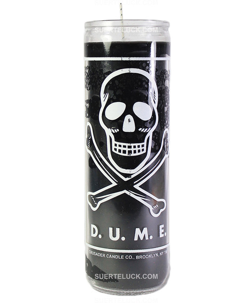 Black DUME Candle  7 Days  Magic