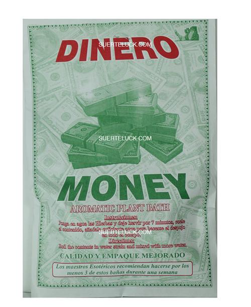 Planta Dinero Hierba  Spiritual herb bath Money