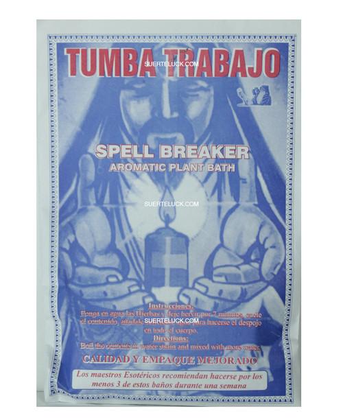 Planta Tumba Trabajos Hierba  Spiritual herb bath