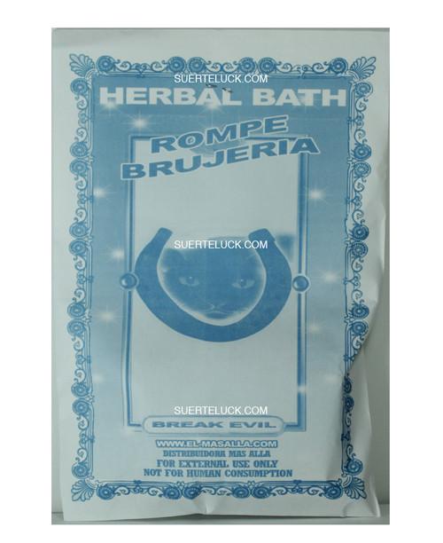 Planta Rompe Brujerias Hierba  Spiritual herb bath