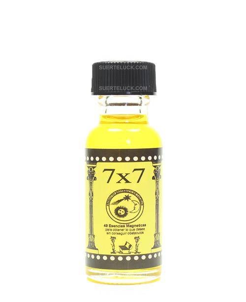 Spiritual Oil 7x7 Against All- Aceite Espiritual 7x7 Contra Todo