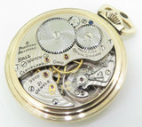 Vintage 1948 Ball 999B Official RR Standard 16s 21 J GF Pocket Watch