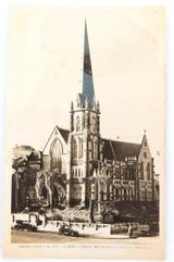 c1920s BRISBANE, ALBERT ST METHODIST CHURCH R.P. POSTCARD. SIDUES SERIES 571.