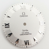 Omega DeVille Co Axial Chronometer Pie Pan Dial