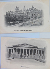 10  x W STRAKER, UK UNUSED ENGLISH BRITISH EARLY 1900's POSTCARDS.
