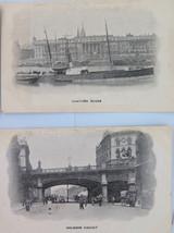 10  x W STRAKER, UK UNUSED ENGLISH BRITISH EARLY 1900's POSTCARDS.