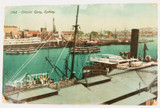 "1913 CIRCULAR QUAY SYDNEY POSTCARD NSW. PART OF THE ""NATURE"" SERIES 1748"