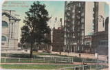 SYDNEY, MACQUARIE STREET. EARLY 1900'S POSTCARD. NEW SOUTH WALES
