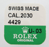 1996 / 1997 ROLEX NEW OLD STOCK CAL. 2030 4429 ESCAPE WHEEL. YEAR CODE U-03.