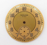 NEW OLD STOCK DUNKLINGS RIVANA 28.3MM WRISTWATCH DIAL.