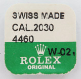 1995 / 1996 ROLEX NEW OLD STOCK CAL. 2030 4460 STOP SPRING PART. YEAR CODE W-02.
