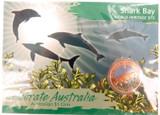 "2010 $1 CELEBRATE AUSTRALIA ""SHARK BAY"" COIN PACK. MINT UNOPENED."