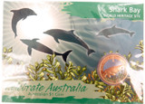 "2010 $1 CELEBRATE AUSTRALIA ""SHARK BAY"" COIN PACK. MINT UNOPENED."