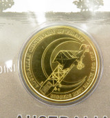 "2010 UNC $1 PNC FDC ""CENTENARY OF POWERED FLIGHT"" IN ORIGINAL PROTECTIVE SLEEVE."