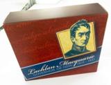 2010 LACHLAN MACQUARIE 1810-1821 1OZ 99.99% SILVER $1, BOX AND COA.