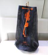 Mens IWC Nylon Aqua Timer Divers Shoulder Bag