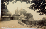 c1900 ENGLISH REAL PHOTO POSTCARD. GREENWICH OBSERVATORY.