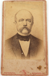 RARE 1800s RUSSIAN, WESENBERG & Co St PETERSBURG CDV COLLECTORS CARD. #2