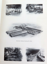 AMERICANA RARE 1916 BORN STEEL Co USA DEALERS CATALOGUE STOVES / KITCHENS ETC