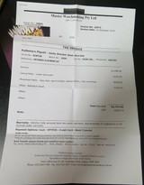 Audemars Piguet Royal Oak Dual Time Power Reserve 25730ST.OO.0789ST Box & Docs