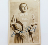 SCARCE c1930s SWEDISH OPERATIC TENOR TORSTEN RALF HANDSIGNED PHOTOGRAPH.