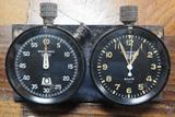 Vintage Heuer Monte Carlo Dash Rally Chronograph Master Time '70 Ampol AustTrial