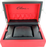 QUALITY LARGE ELINI MENS WATCH DISPLAY BOX.