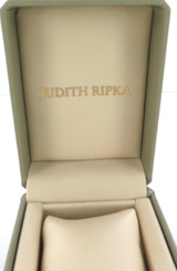 2008 JUDITH RIPKA LADIES WATCH DISPLAY BOX + BOOKLET.