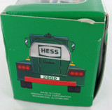 2000 MINIATURE HESS DIECAST FIRST TRUCK. HARD TO GET IN AUSTRALIA !!