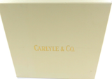 QUALITY CARLYLE & Co, JEWELLERS, USA JEWELLERY BOX + OUTER.