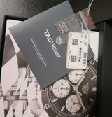2019 Tag Heuer Autavia Jack Heuer Ltd Ed Chronograph Watch CBE2111 Box & Docs