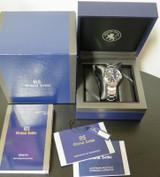 2020 Grand Seiko 9F Quartz GMT Stainless Steel Watch SBGN005G Box & Docs