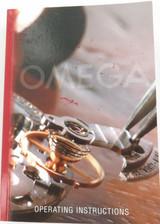 OMEGA 2005 OPERATING INSTRUCTIONS BOOK. VARIOUS MODELS !!