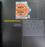 SUPERB LARGE 231 PAGE 2014 BREITLING CATALOGUE.