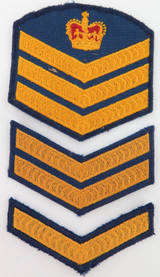 OBSOLETE TASMANIA POLICE RANK PATCHES