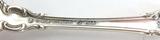 "1964 SUPERB MATCHING SET 12 TOWLE ""EL GRANDEE"" STERLING SILVER DINNER FORKS."
