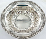 GREAT CONDITION / STUNNING WALLACE STERLING SILVER LARGE FRUIT BOWL.
