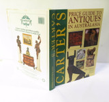 Carter's Price Guide to Antiques in Australasia 2001 Book (100yrs Federation)#2
