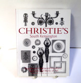 Christies Sth Kensington Furniture Tapestries Art Auction Catalogue, June 2002