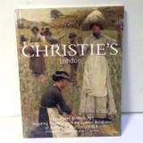 Christies London Important British Art Catalogue, 24th November 2004
