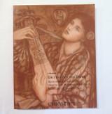 Christies London British Art on Paper Auction Catalogue, 21st November 2007