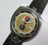 Rare Vintage Omega Bullhead Rallye Seamaster Chronograph cal.930 ref.146 011-69