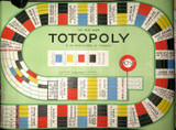 """RARE VINTAGE 1st ? AUSTRALIAN ENGLISH EDITION by JOHN SANDS """"TOTOPOLY""""."""