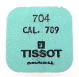 VINTAGE TISSOT CAL. 709 REF. 704 ESCAPE WHEEL / UNOPENED ORIGINAL PACK.