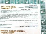 1980s OBSOLETE ROLEX REF. 16030 CASE 8627137 MENS DATEJUST WARRANTY